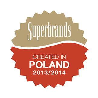 Created in Poland Superbrands 2013/2014